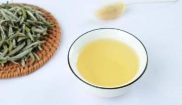 白茶的种类主分为四类