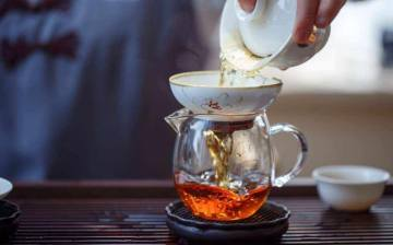 红茶的喝法